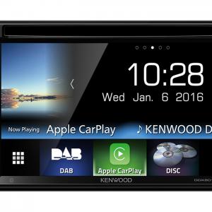 KENWOOD DDX-8016DABS 2DIN DE 6.2″ CU DVD/USB/BT/TUNER DAB