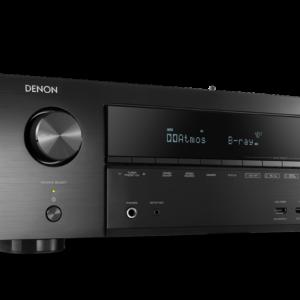 Denon AVR-X1500H Receiver AV 7.2 cu Amazon Alexa Voice Control