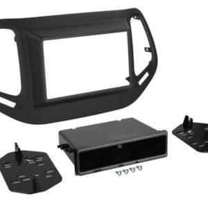 381145-12 Kit 2DIN pentru Jeep Compass 07/2017>
