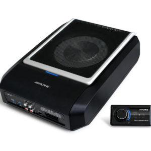 PWD-X5 Procesor digital de sunet 4.1 canale (DSP) cu subwoofer amplificat