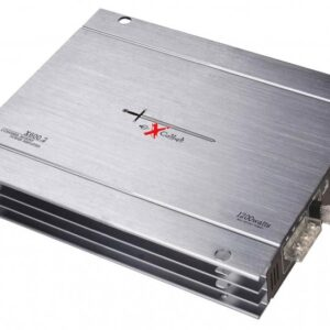 EXCALIBUR X600.2 AMPLIFICATOR PE 2 CANALE, 1200W