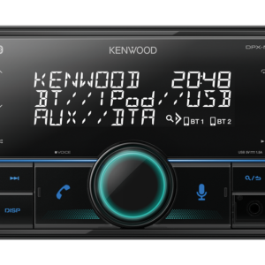 KENWOOD DPX-M3200BT 2DIN RADIO CU USB/BLUETOOTH