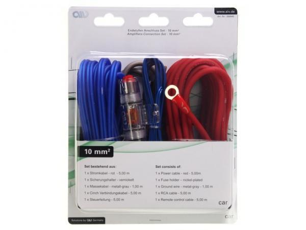 350940 Kit cabluri 10mm², Aiv