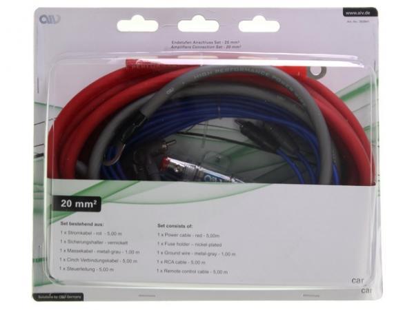 350941 Kit cabluri 20mm², Aiv