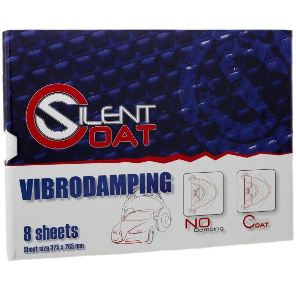 SC-M2-0.8 Silent Coat Shop pack