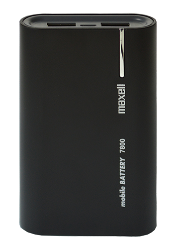 Maxell Storm 7800 Power Bank