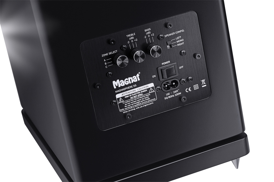 Magnat Magnasphere 55 negru