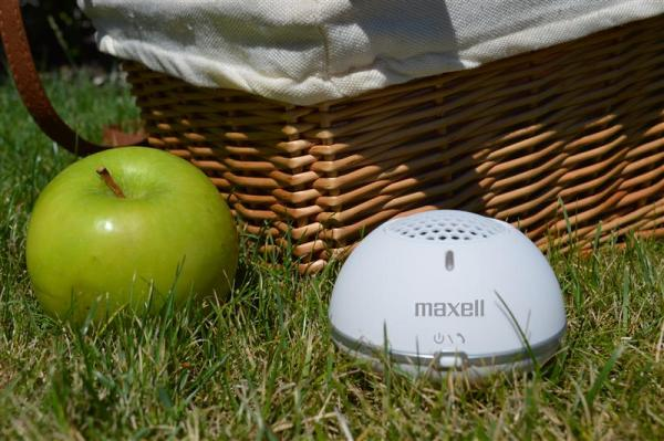 """Maxell MXSP-BT01 """"Mini Globe"""""""