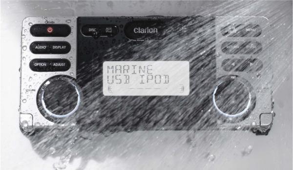 Clarion CMD8