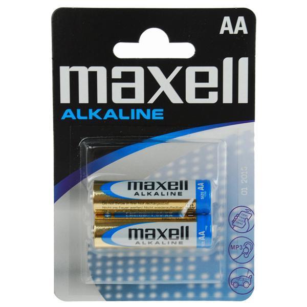Maxell LR6, 2 buc