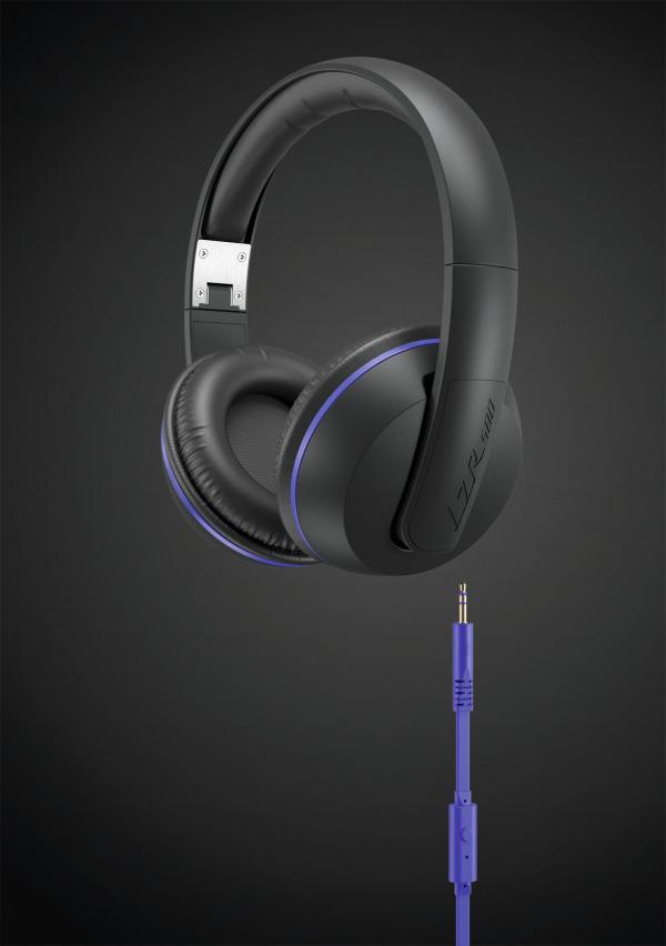 Magnat LZR 580 Negru-Albastru