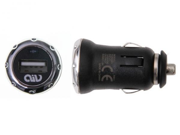 190285 Adaptor 12V bricheta /USB, Aiv