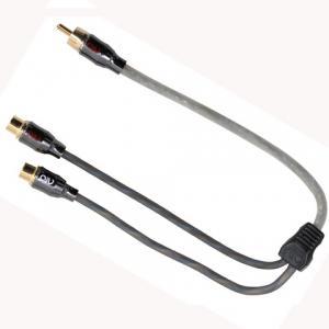 890259 Conector Y RCA 1T/2M, Aiv