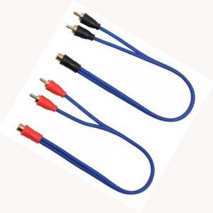 890702 Conector Y RCA 1M/2T, Aiv