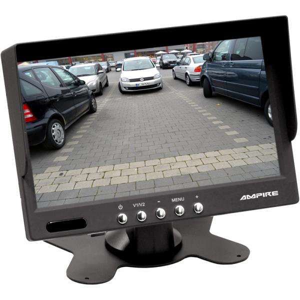 """RVM072 Monitor de 7"""" Ampire"""