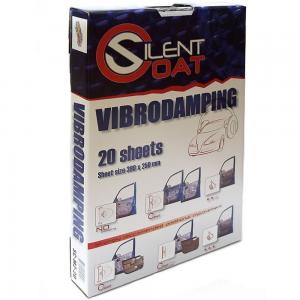 SC-M2-2.0 Silent Coat Volume Pack