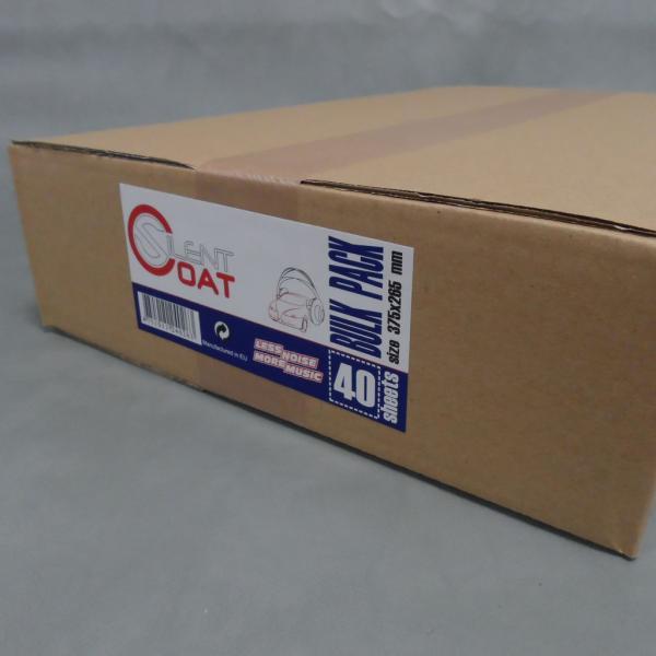 SC-M2-4.0 Silent Coat Bulk Pack