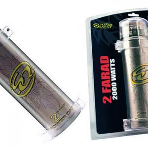 31-SQCAP2M Condensator 2F, Soundquest