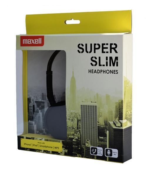 Maxell Casca Super Slim